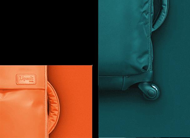 Kabelky a cestovné kufre Lipault