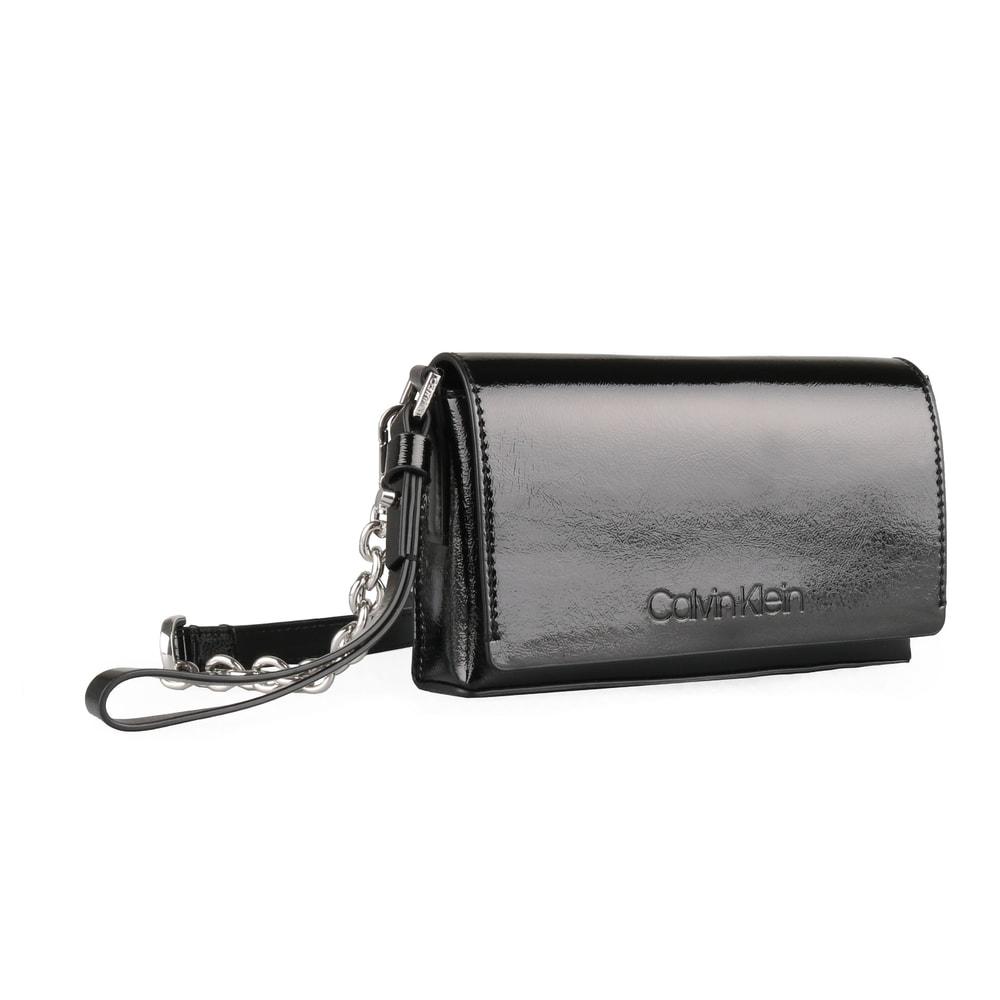 Calvin Klein Dámská crossbody kabelka Dressed up K60K605091 - černá