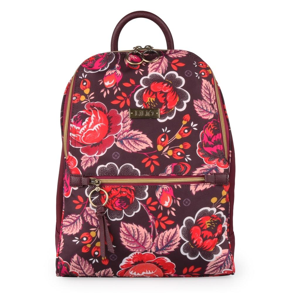 LiliÓ Dámský batoh Rosy LIL8501 - fialová