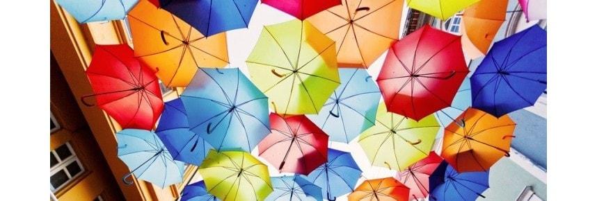Deston Deštník 84888 Deston