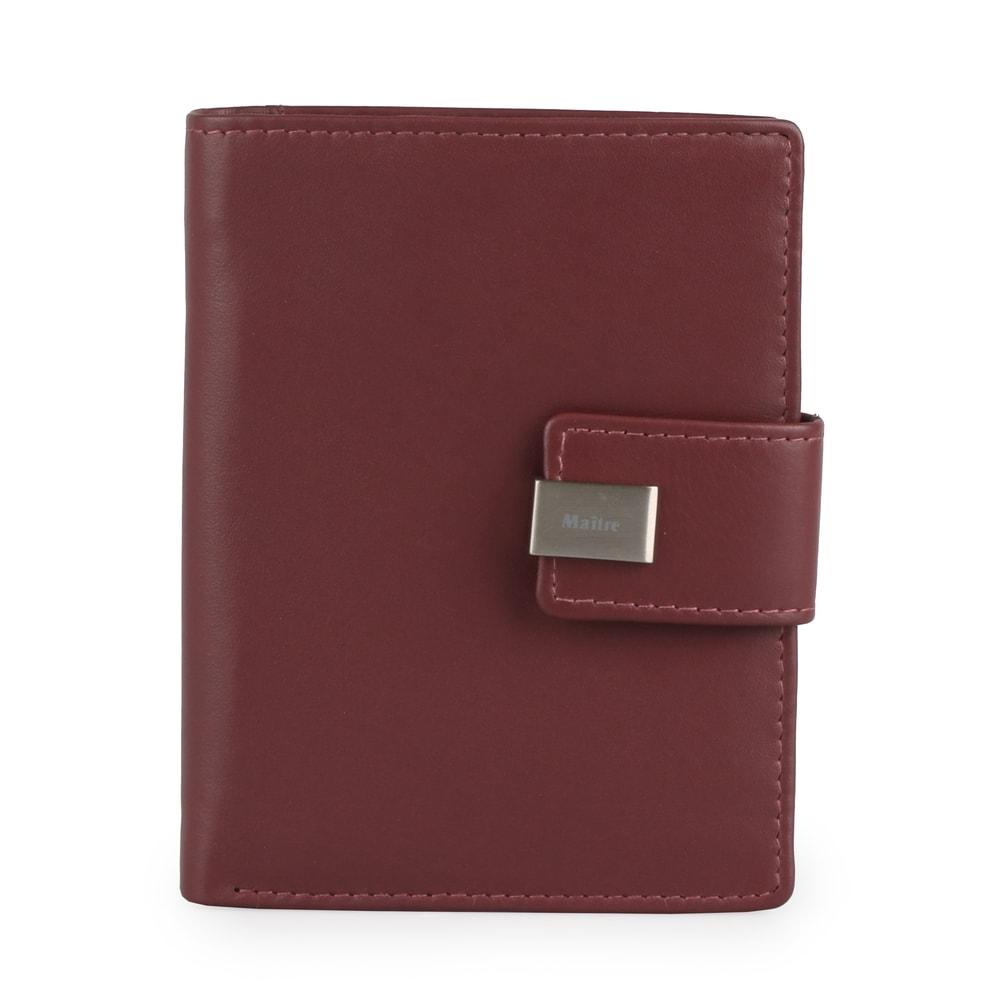 Maitre Dámská kožená peněženka Dawina 4060001581 - červená