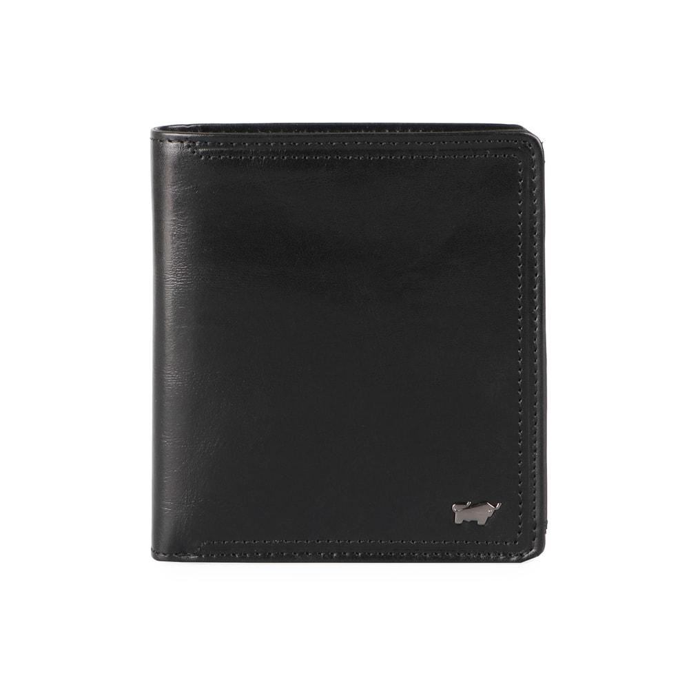 Braun Büffel Pánská kožená peněženka Venice 19444-692 - černá