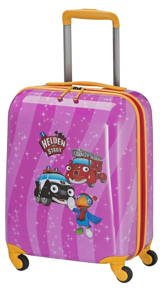 Travelite Travelite Heroes of the City 4w S Pink
