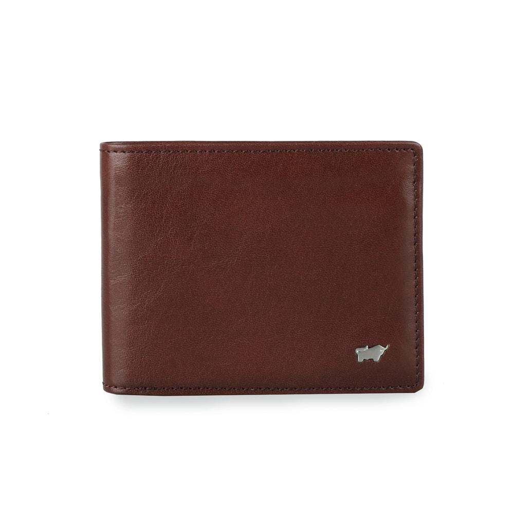 Braun Büffel Pánská kožená peněženka 33111-050 - hnědá