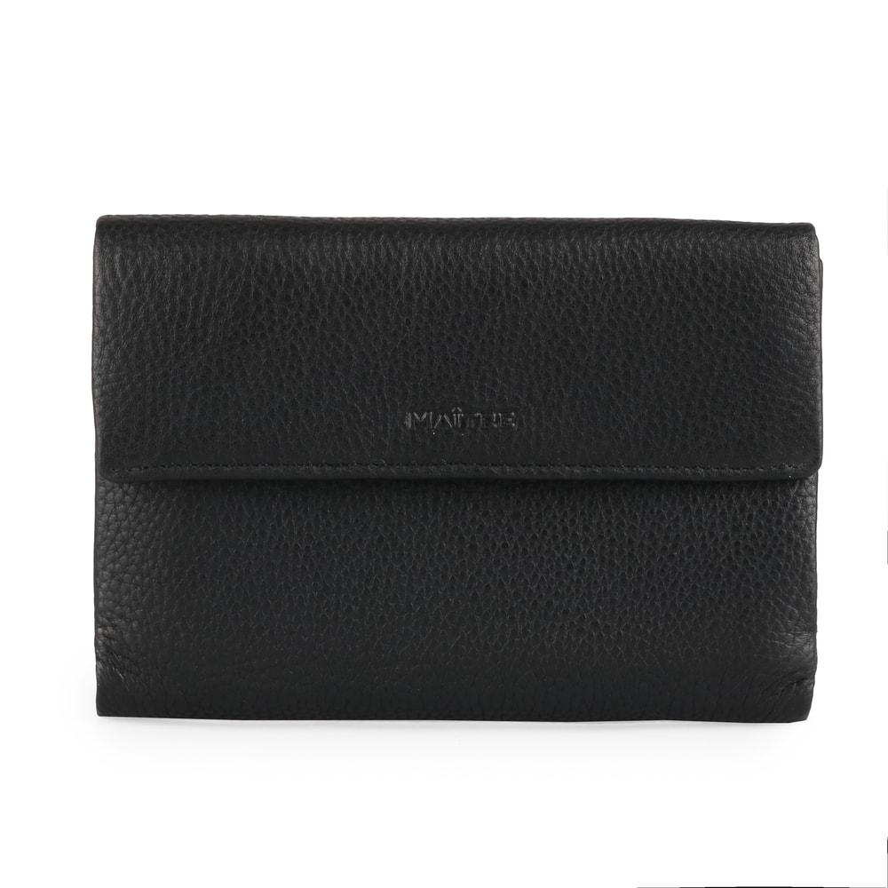 Maitre Dámská kožená peněženka Schwarzerden 4060001514 - černá