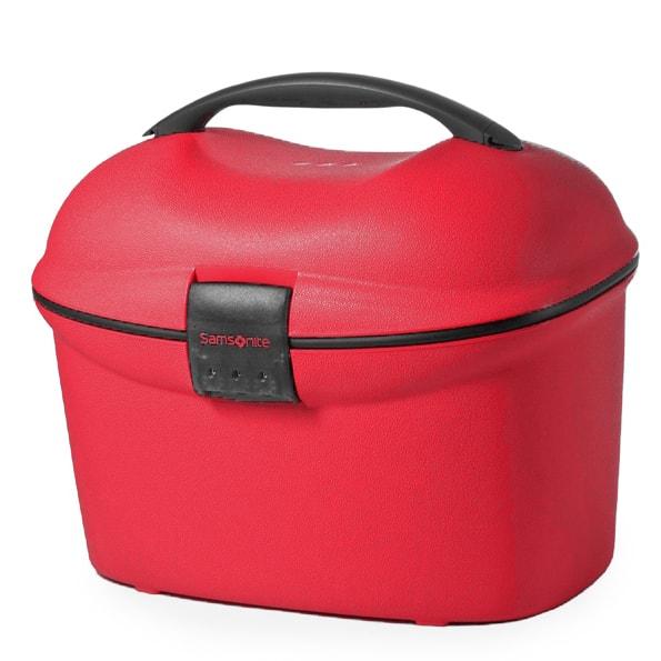 Samsonite Kosmetický kufřík Cabin Collection V85 15 l - červená
