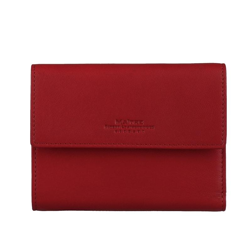 Maitre Dámská peněženka Weibenfels Dawina 4060001566 - tmavě červená