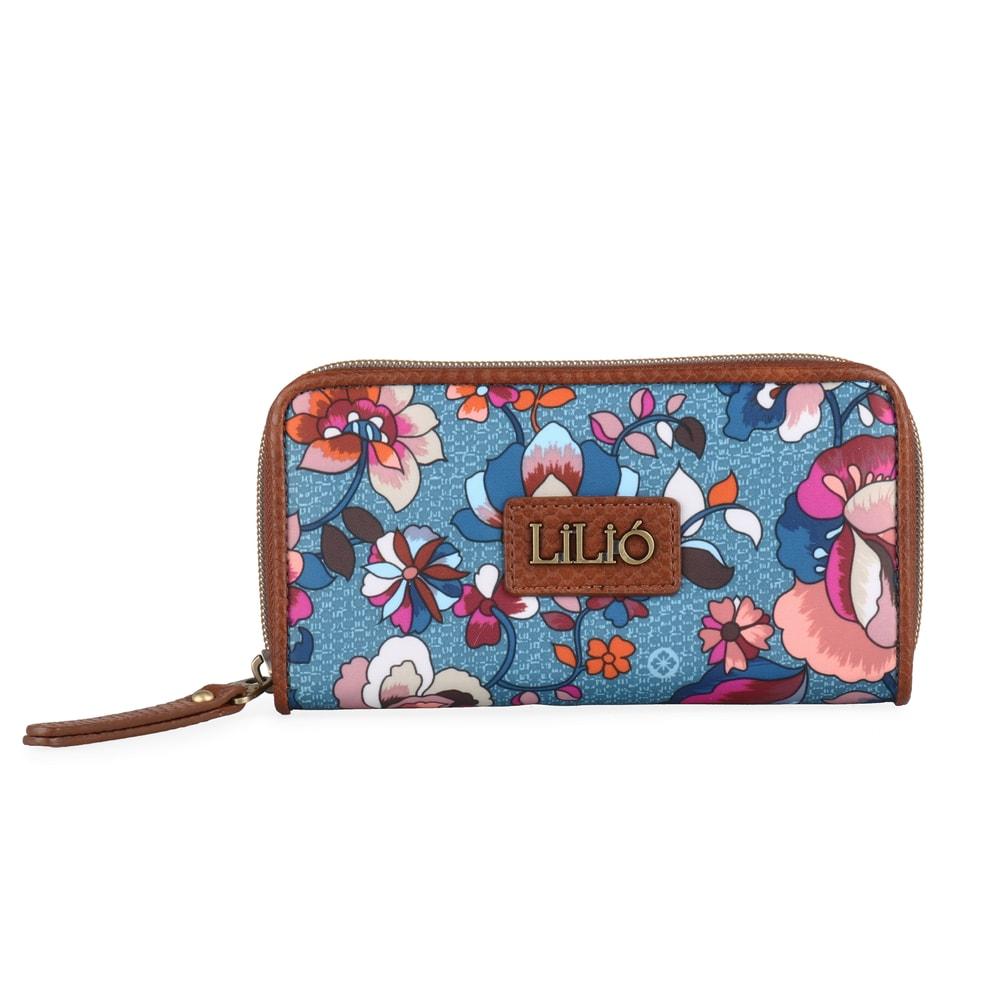 LiliÓ Dámská peněženka Biba LIL8534 - modrá