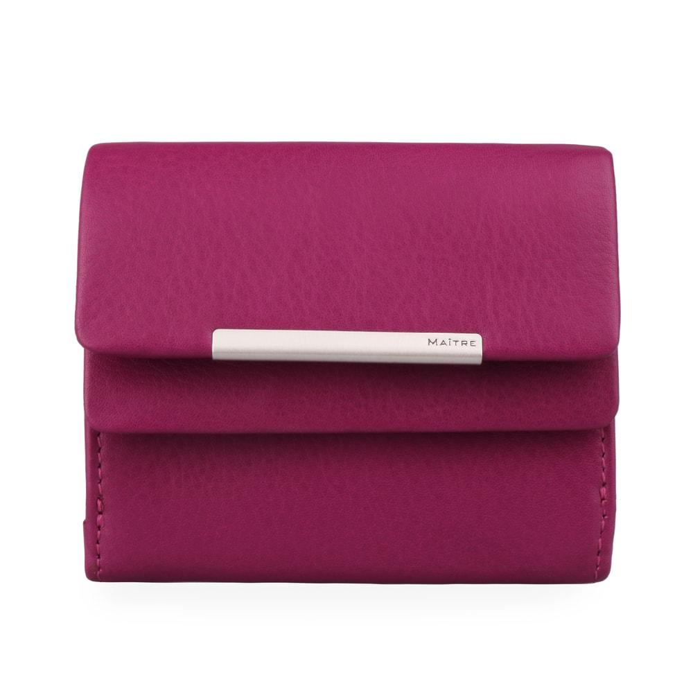 Maitre Dámská kožená peněženka Deda 4060001417 - růžová