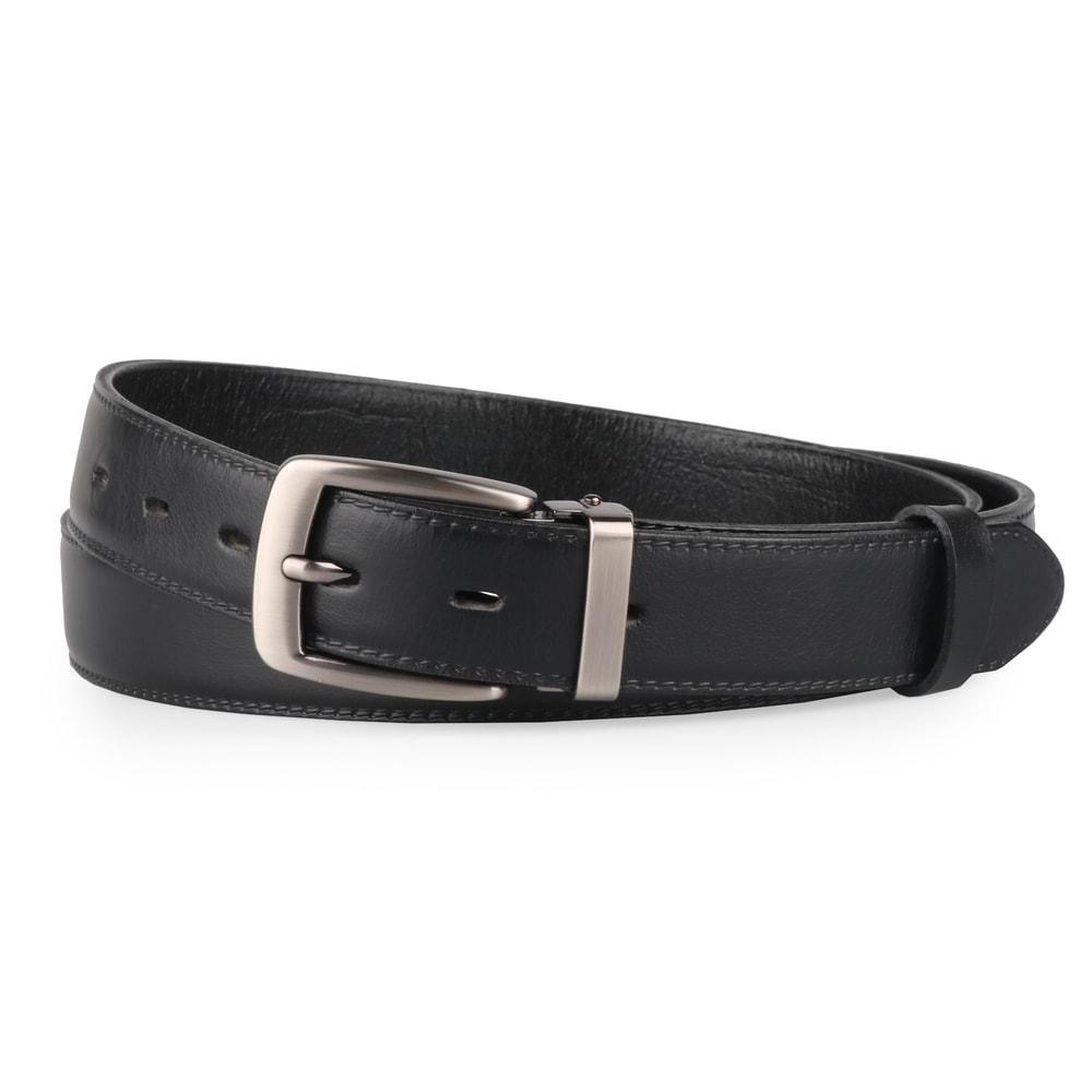 Penny Belts Pánský kožený opasek do obleku 30/020/2