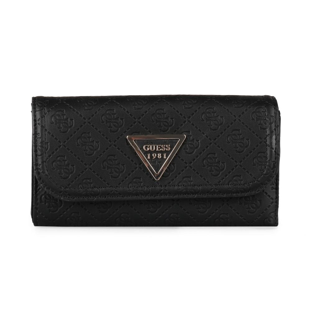 GUESS Velká dámská peněženka Lyra SWSG7100650 - černá