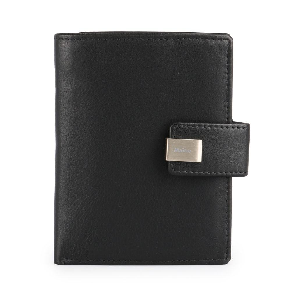 Maitre Dámská kožená peněženka Dawina 4060001581 - černá