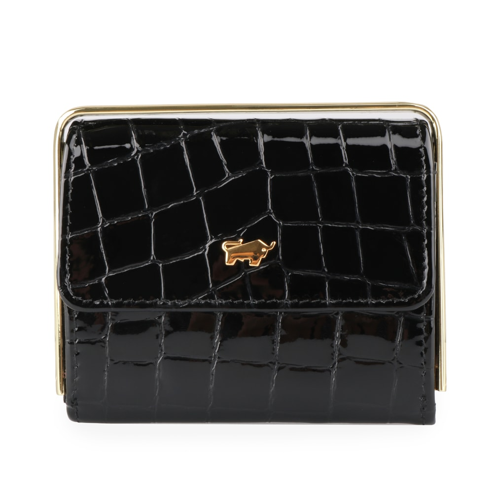 Braun Büffel Dámská kožená peněženka Glanzkroko 40200