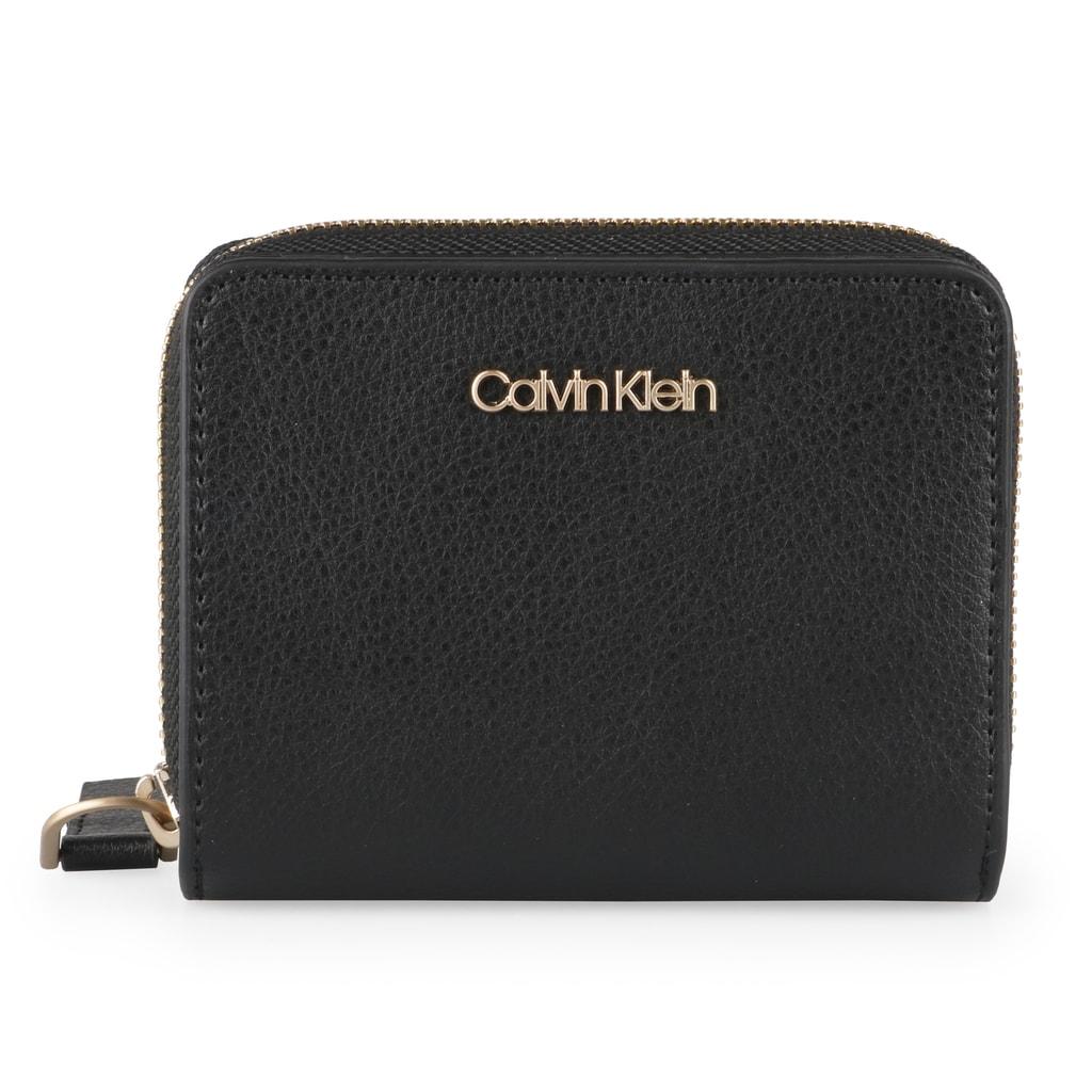 Calvin Klein Dámská peněženka Frame Medium K60K604499 - černá