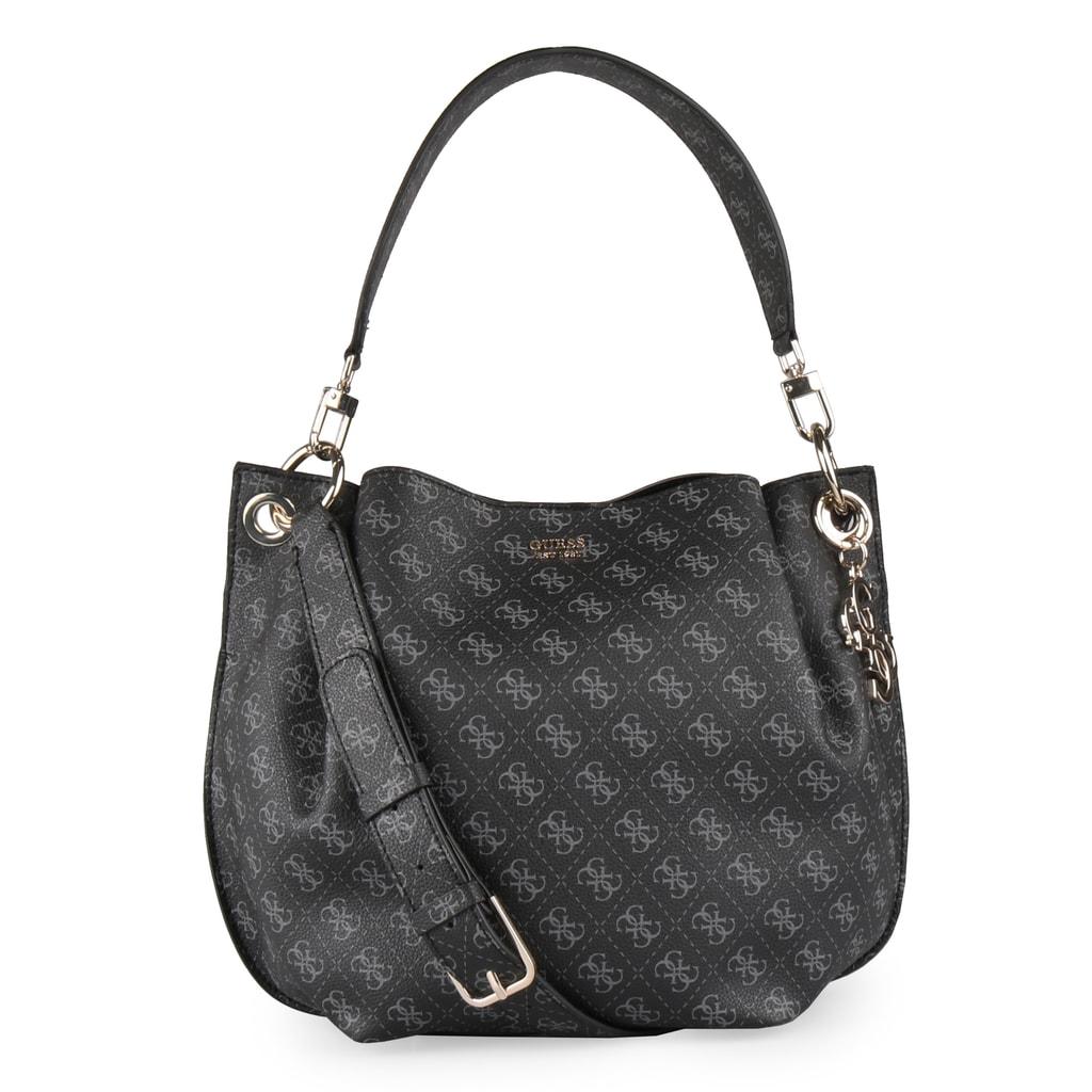 GUESS Dámská kabelka přes rameno Digital HWSG6853030 - černá