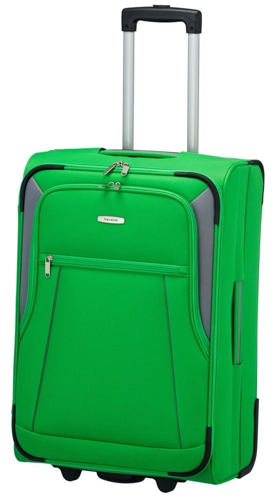 Travelite Cestovní kufr Portofino 62 l P38396 zelená