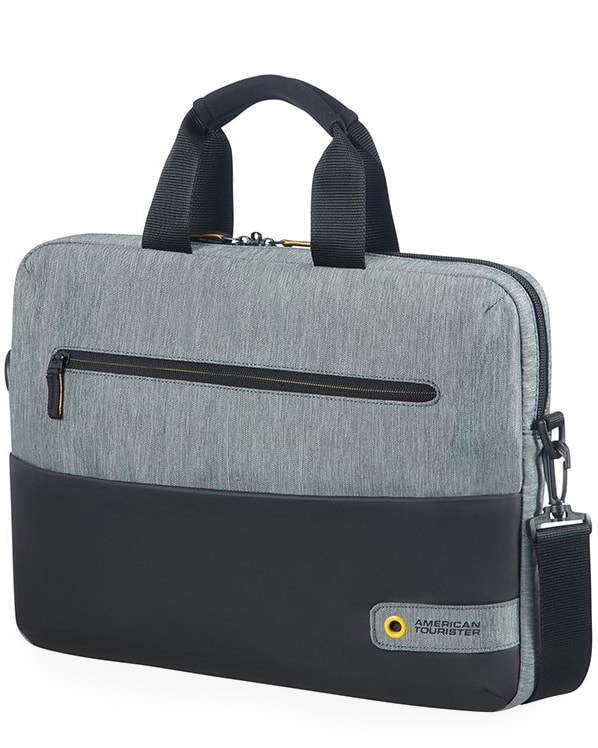 "American Tourister Taška na notebook City Drift 28G 10 l 13.3""-14.1"" - šedá"