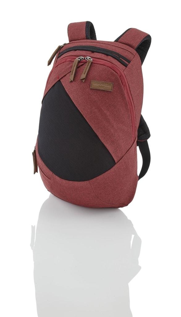 Travelite Městský batoh Basics Backpack Small Bordeaux 96349-70 10 l 39d5ee593d