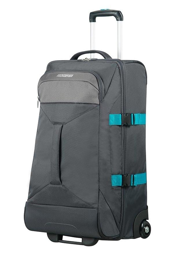American Tourister Cestovní taška Road Quest 16G 62,5 l - šedá