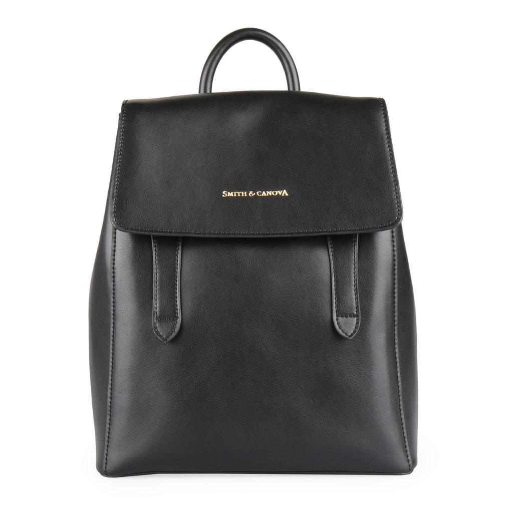 4b5d6c34ec2 Luxusní kožený batoh od značky Smith   Canova díky svému nadčasovému  provedení vhodně doplní i formální outfit.