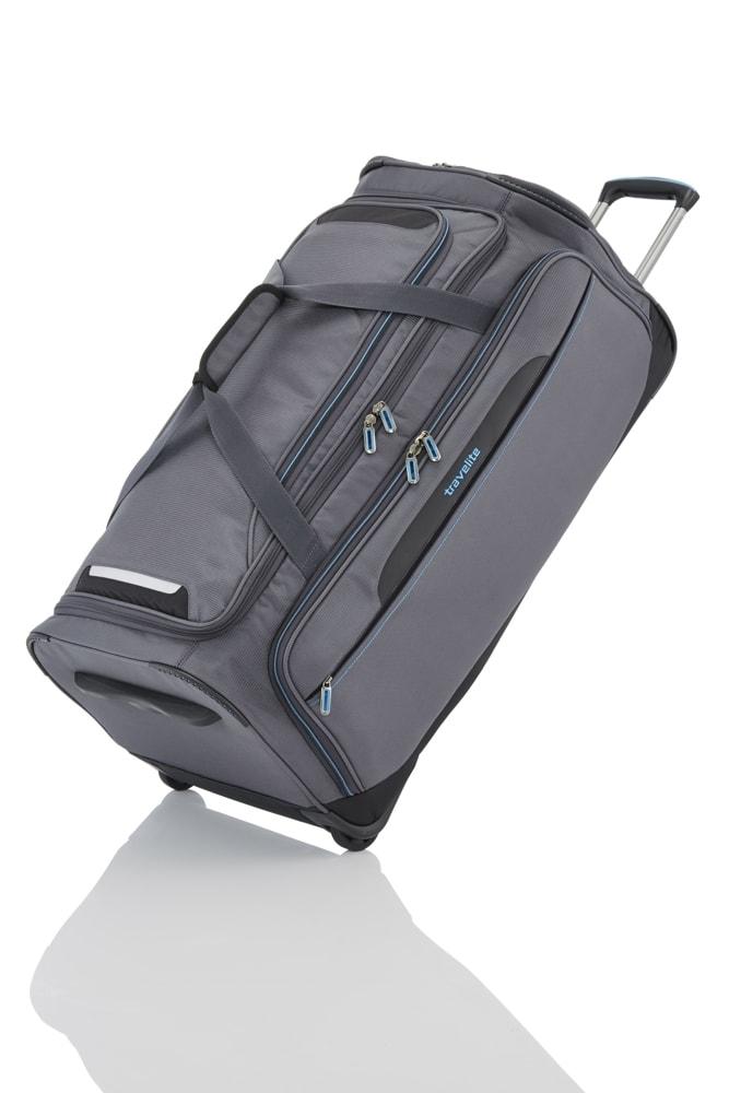 Travelite Cestovní taška CrossLITE Wheeled duffle L 89501-04 117 l