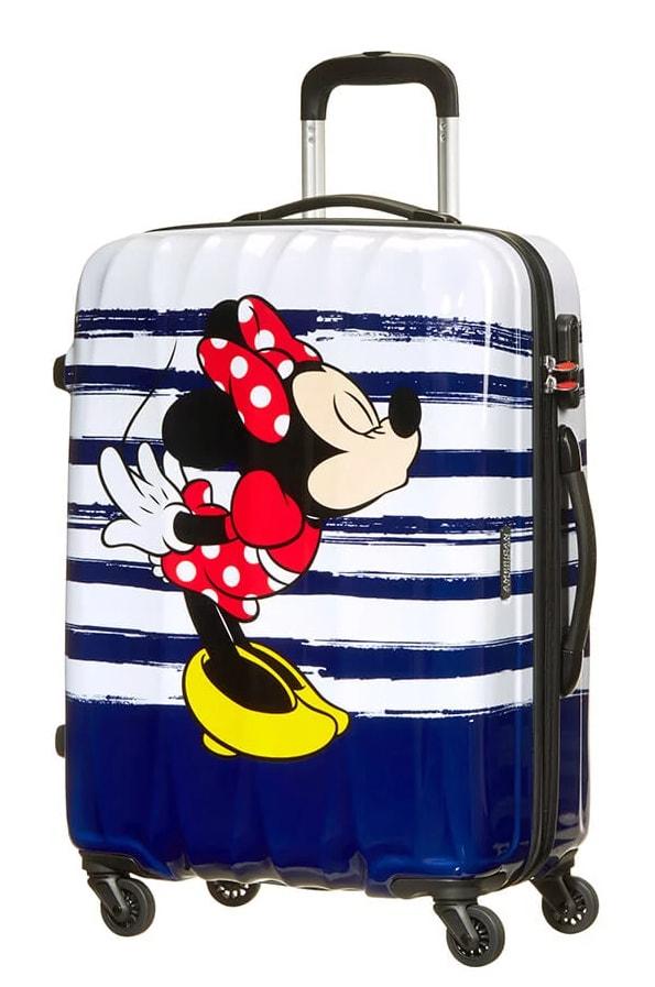 American Tourister Cestovní kufr Disney Legends Spinner 19C 62,5 l - Minnie Kiss