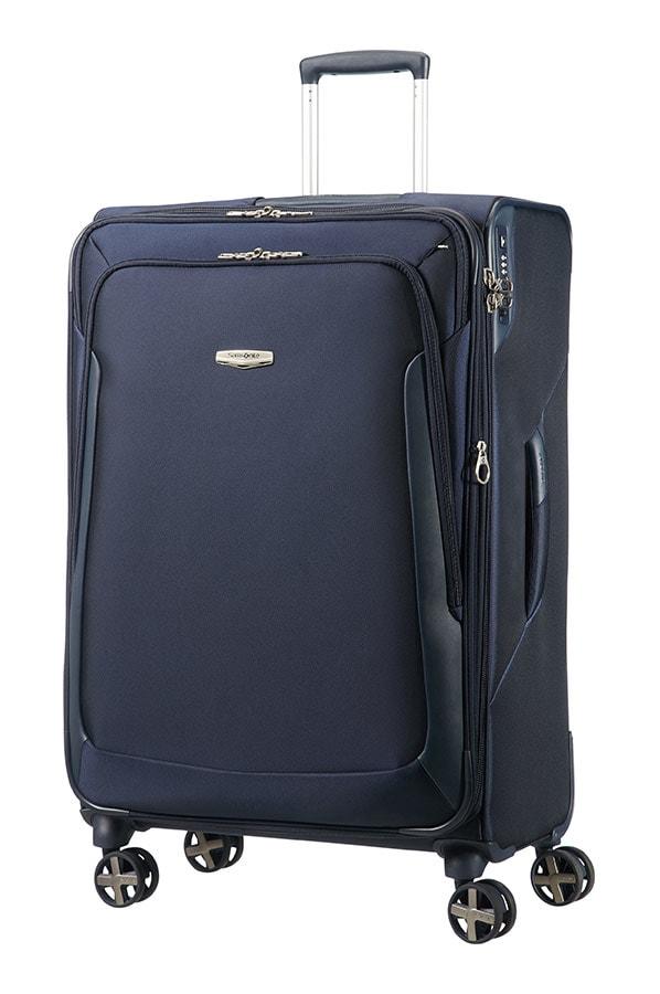 Samsonite Cestovní kufr X'Blade 3.0 112,5/121 l - modrá