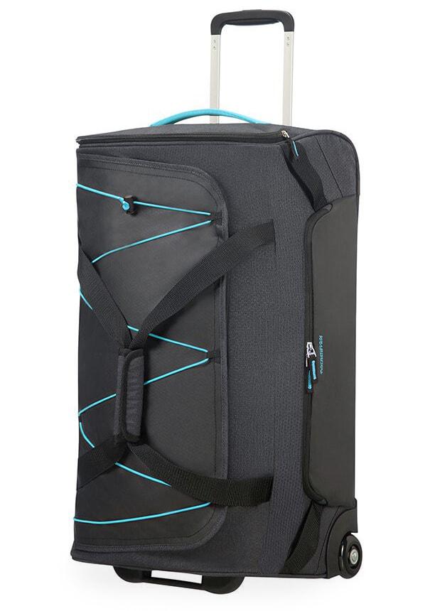 American Tourister Cestovní taška Road Quest 16G 75 l - tmavě šedá/tyrkysová