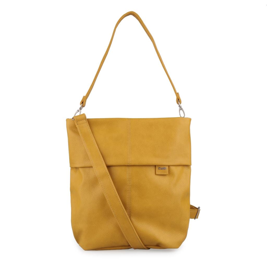 Zwei Dámská kabelka Mademoiselle M12 - žlutá