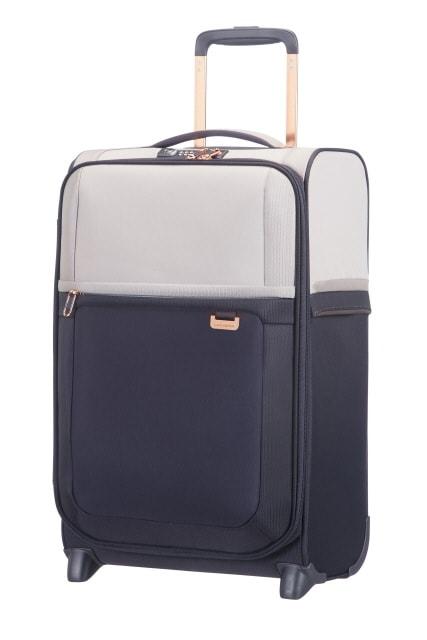 Látkové kabinové zavazadlo z kolekce Uplite Upright od značky Samsonite  vhodné pro dvoudenní pobyt ... f9a827f1c05