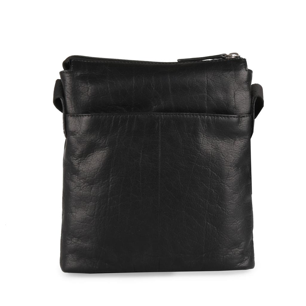 TAŠKY PŘES RAMENO Zadní stranu má taška Strellson doplněnou praktickou  zipovou kapsou. 9023d44eb6