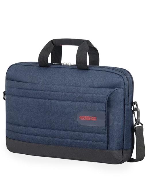 """American Tourister Taška na notebook 15,6"""" sonicsurfer 46g-005 - tmavě modrá"""