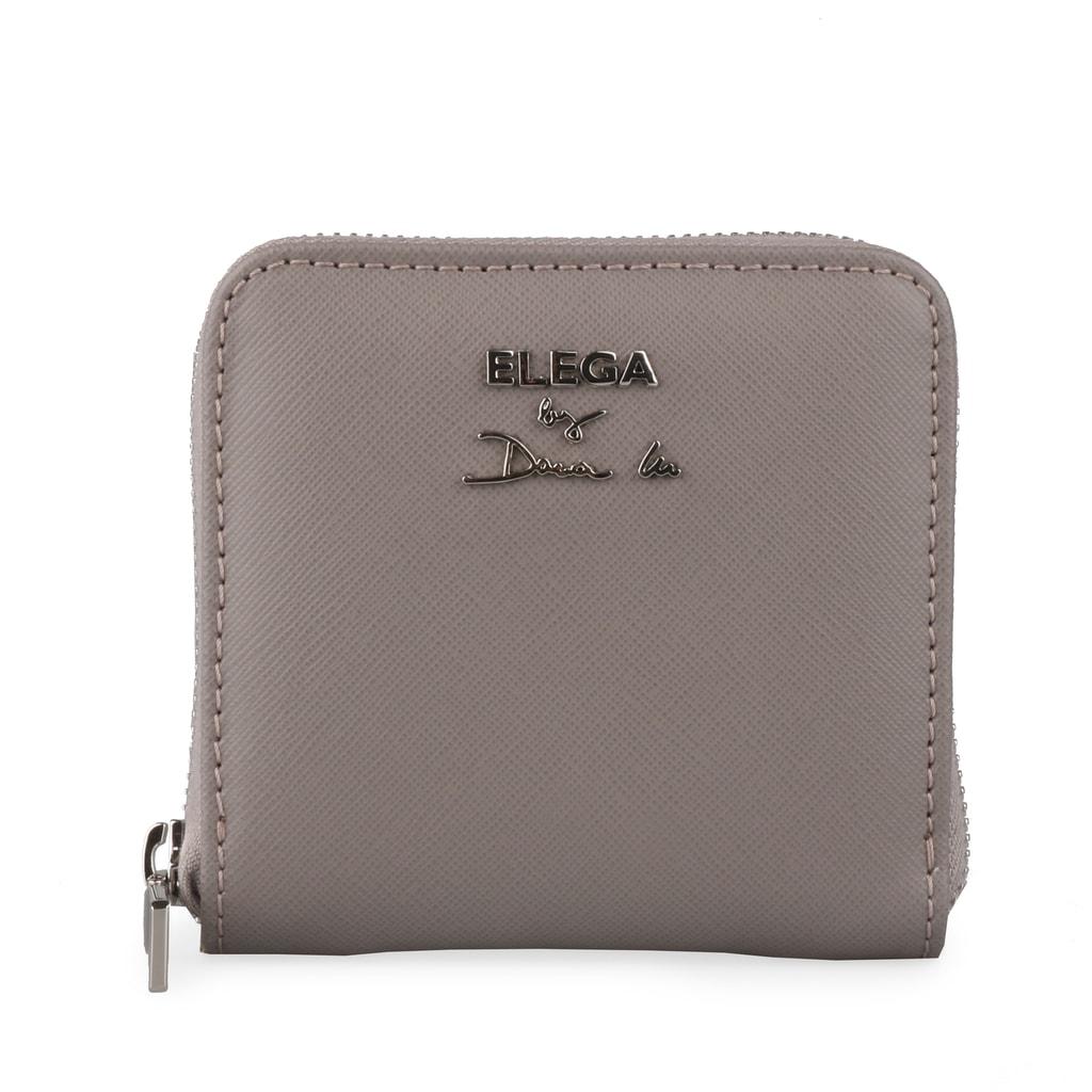 Elega by Dana M Dámská kožená peněženka euphoria 69229-537s - šedá
