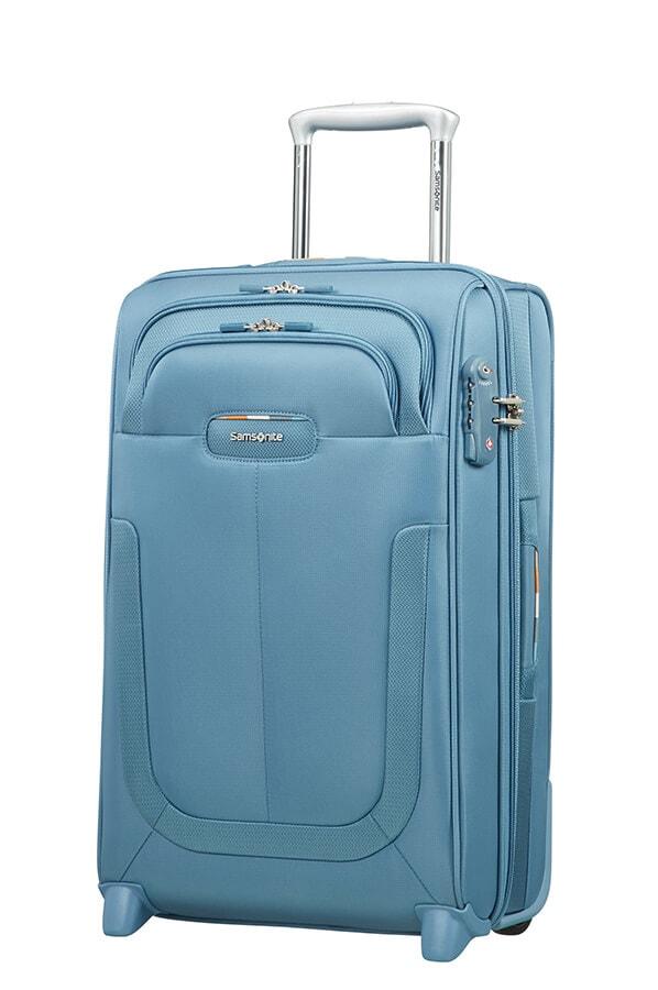 Samsonite Kabinový cestovní kufr Duosphere 34,5/40,5 l - světle modrá