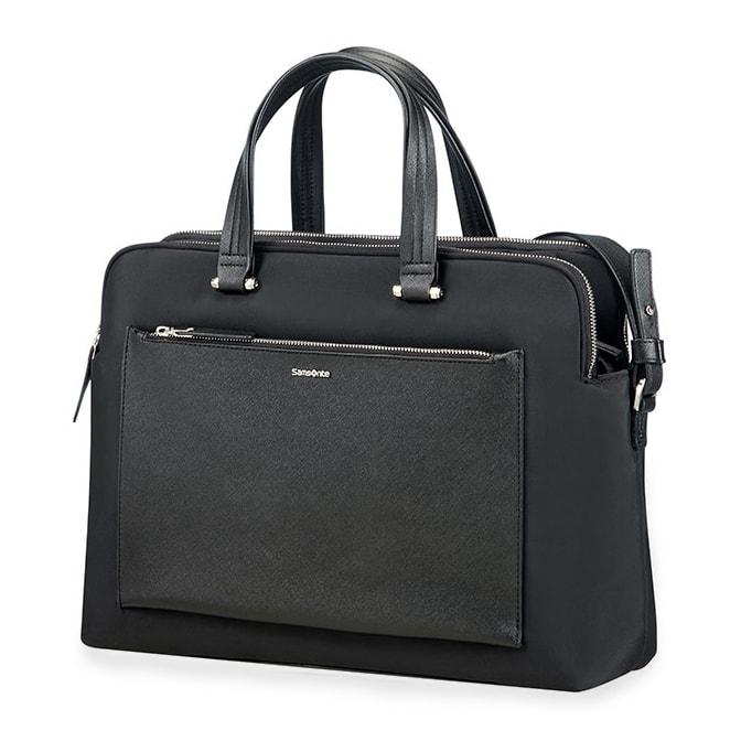 """Samsonite Dámská taška na notebook Zalia 85D-004 14.1"""" - černá 85D*004-09"""