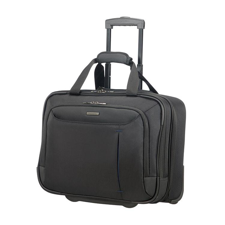 Samsonite Kabinový cestovní kufr GuardIT UP 29 l - černá