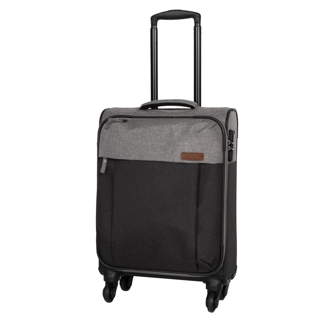 Travelite Kabinový cestovní kufr Neopak 32 l P38368 černá, šedá