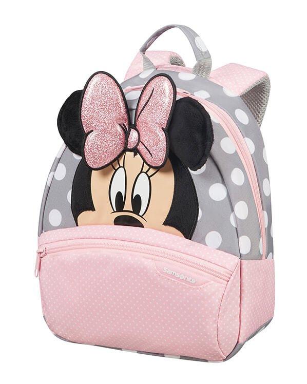 Samsonite Dětský batoh Disney Ultimate 2.0 40C 7 l - růžová 66c8300de3