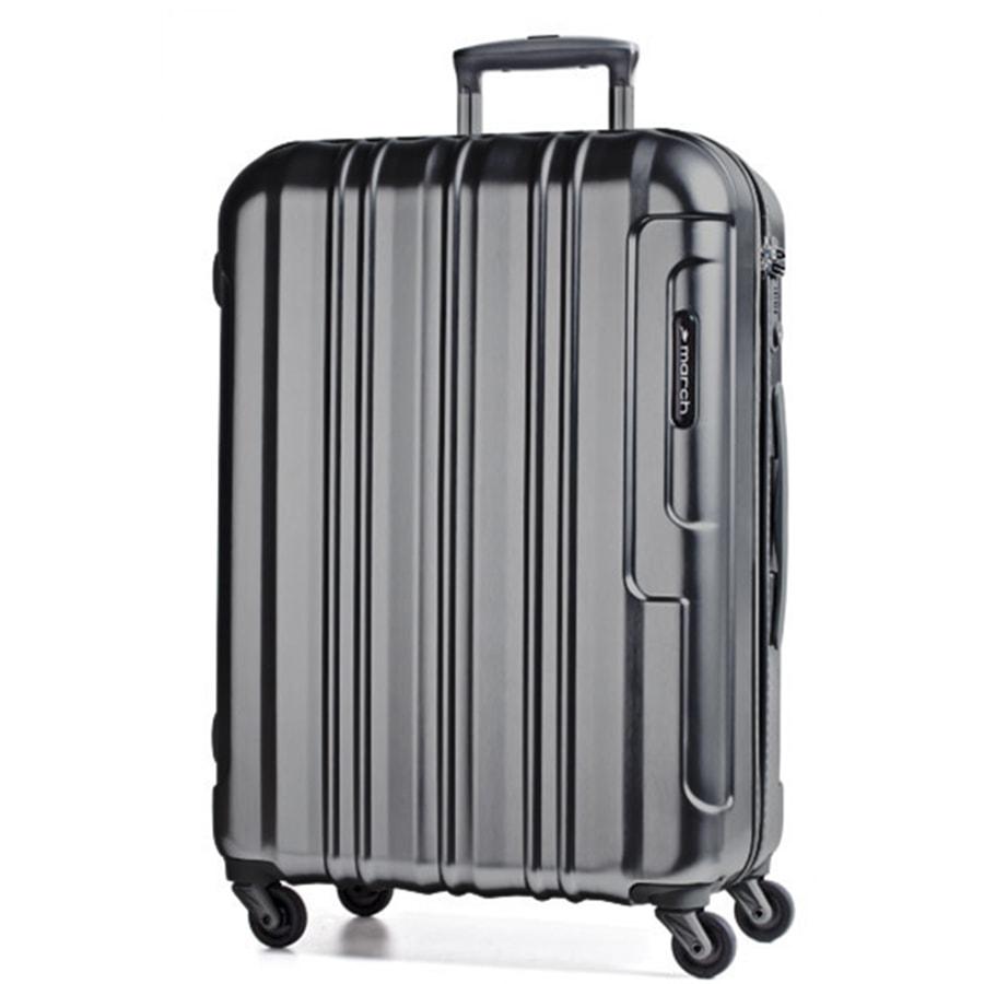 March Cestovní kufr Cosmopolitan 115 l - černá