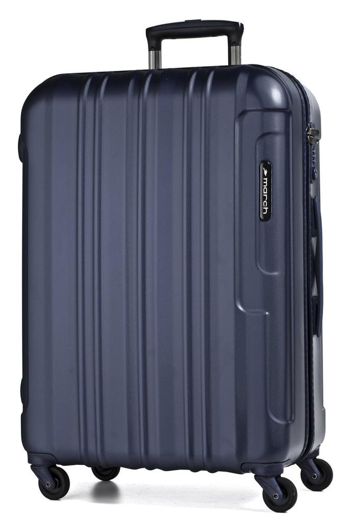 March Cestovní kufr Cosmopolitan 115 l - tmavě modrá