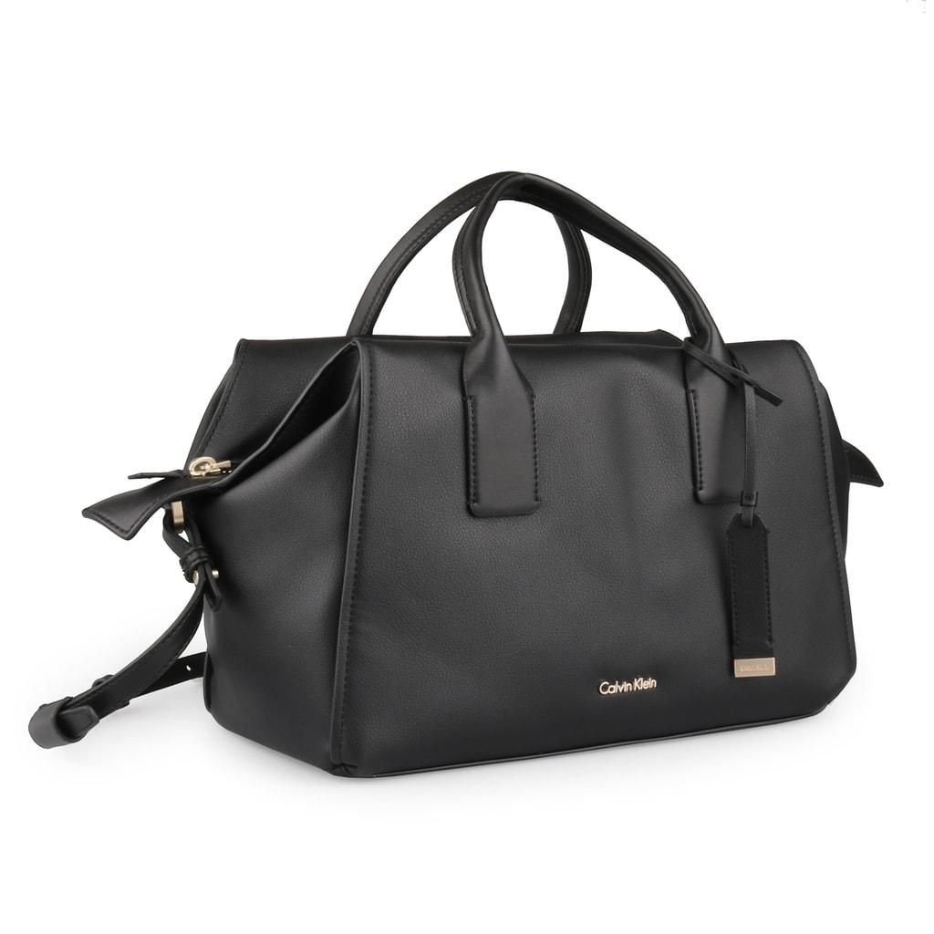 Calvin Klein Dámská kabelka Downtown Duffle K60K603897 - černá