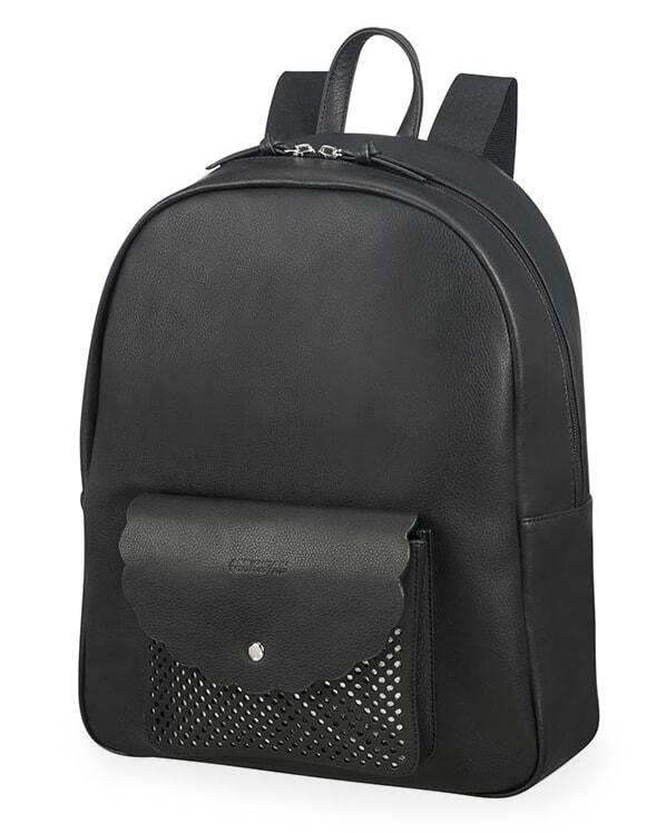 """American Tourister Dámský batoh na notebook Luna Pop 65G 22 l 14.1"""" - černá"""