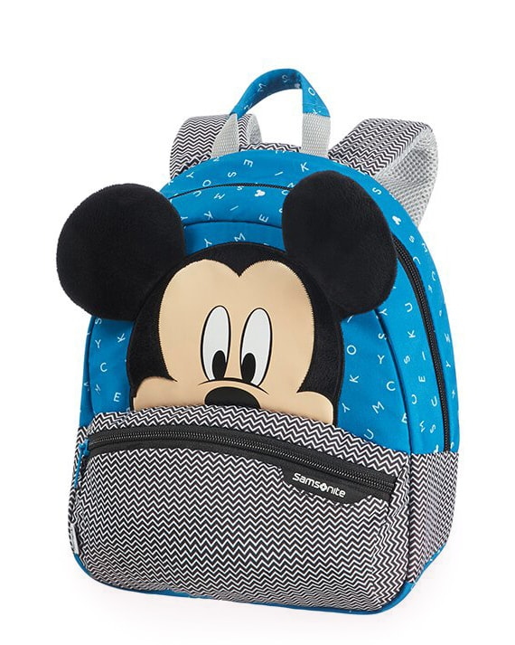 Samsonite Dětský batoh Disney Ultimate 2.0 40C 7 l - Mickey letters
