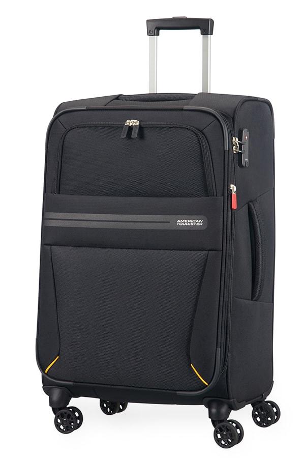 American Tourister Cestovní kufr Summer Voyager Spinner EXP 29G 67,5/76 l - černá
