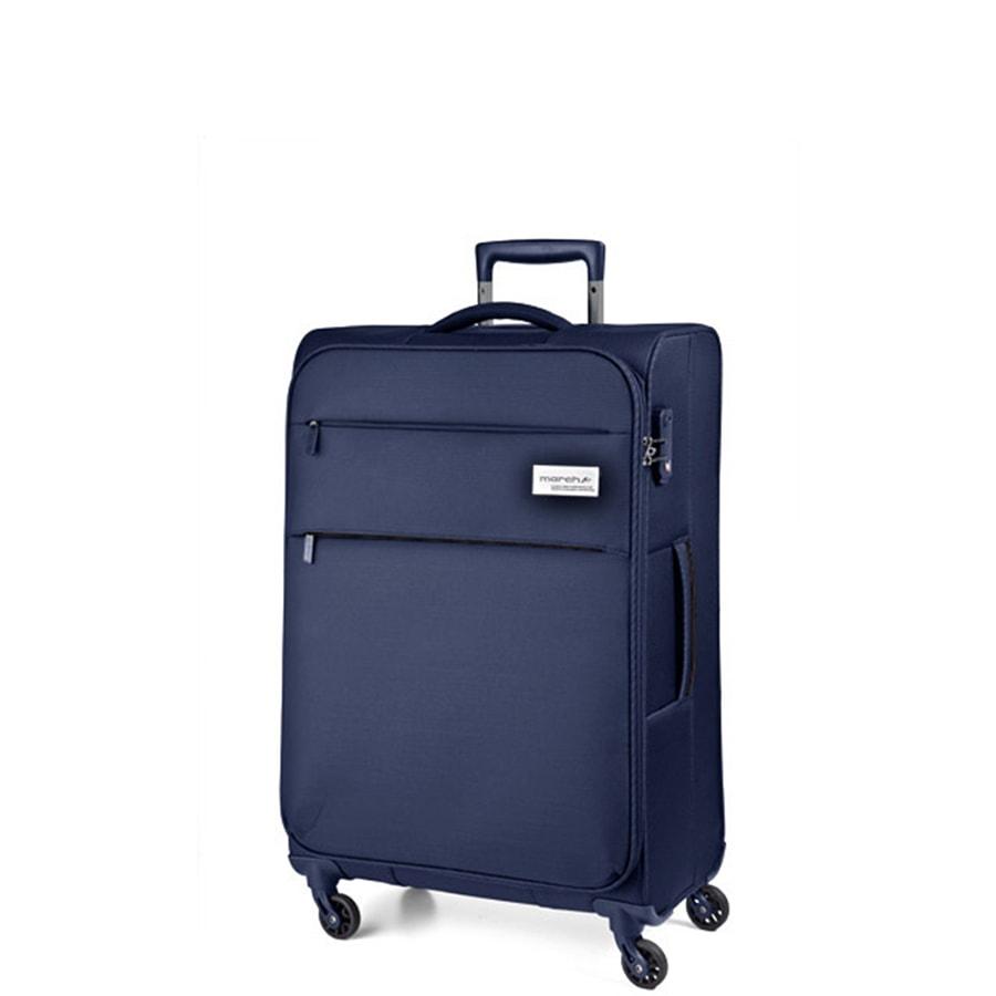 March Kabinový cestovní kufr Polo 39,0l - modrá