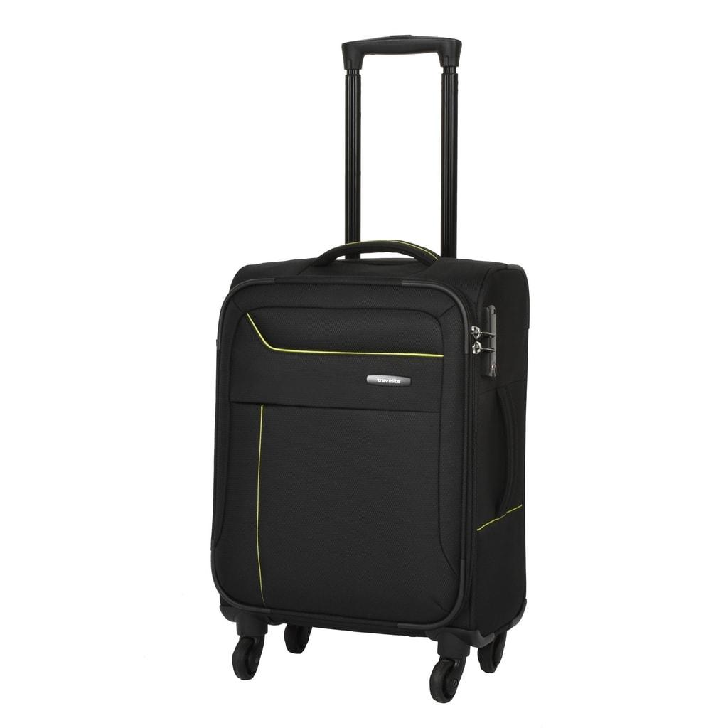 Travelite Kabinový kufr Solaris 4w S 88147-01 36 l