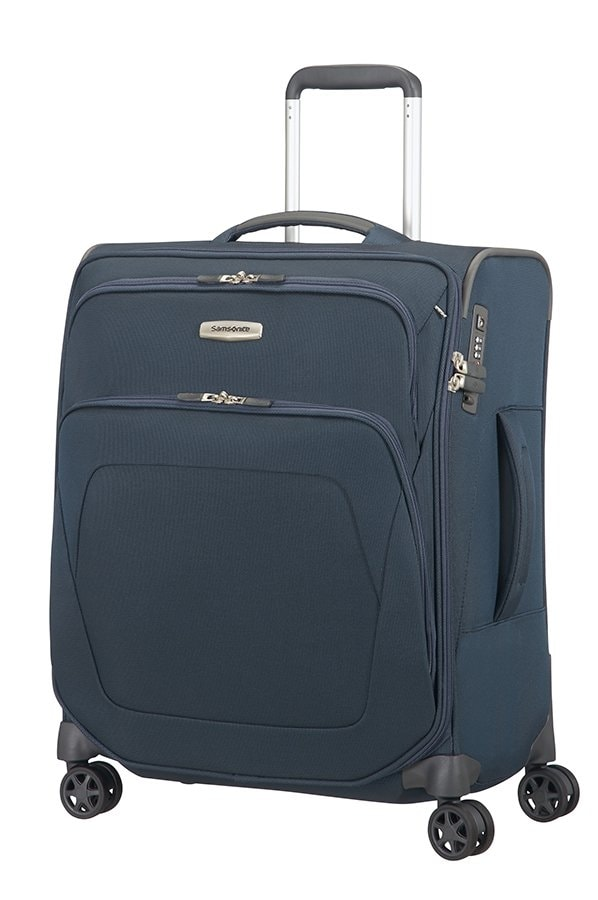 Samsonite Kabinový cestovní kufr Spark SNG 62,5 l - modrá