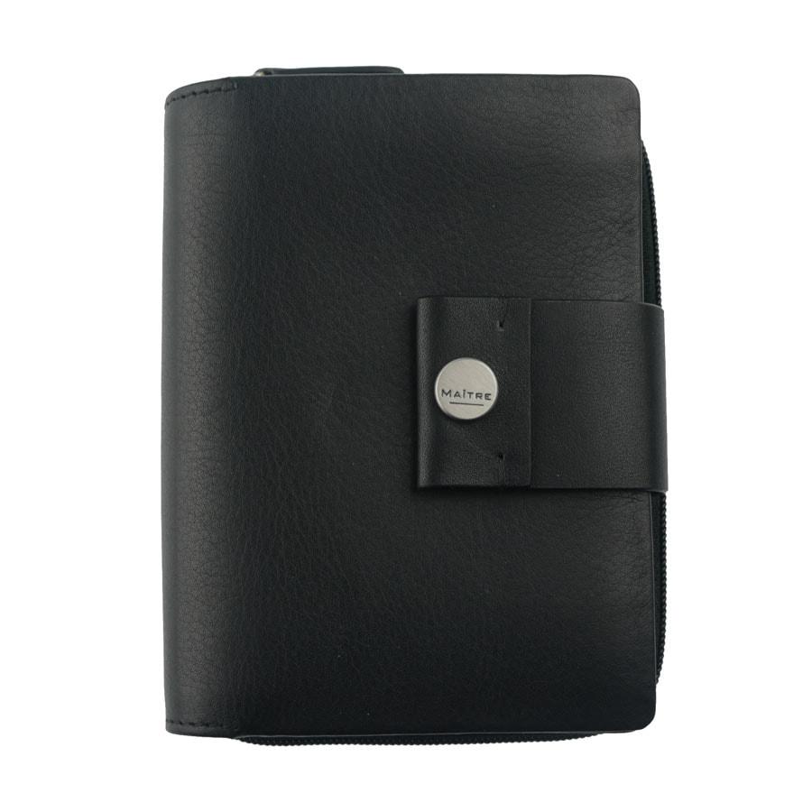 Maitre Dámská kožená peněženka Maitre 1399 - černá
