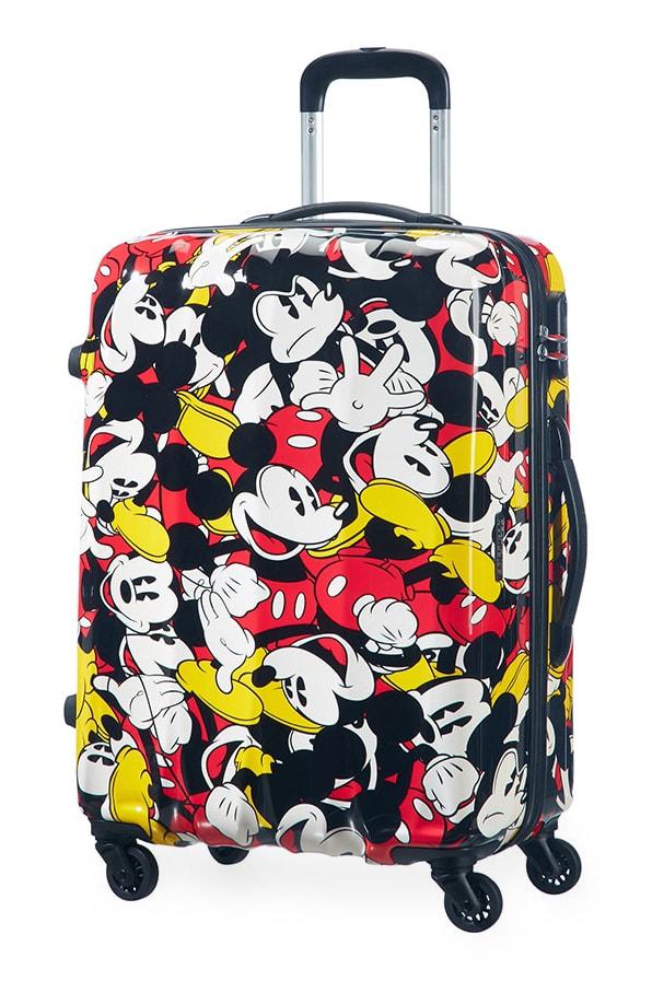 American Tourister Cestovní kufr Disney Legends Spinner 19C 62,5 l - Mickey Comics