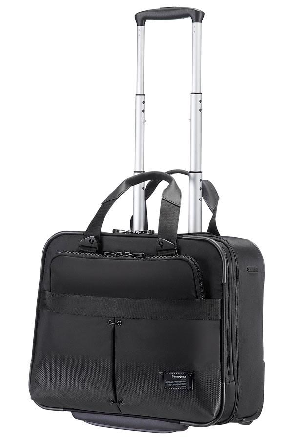 """Samsonite Kabinový kufr CityVibe Rolling Tote 16"""" 42V-008 - černá"""